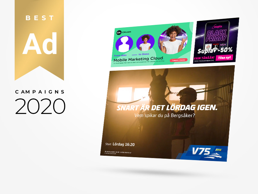 These are the best display advertising campaigns of 2020