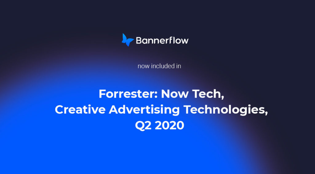 Forrester Now Tech report with Bannerflow included