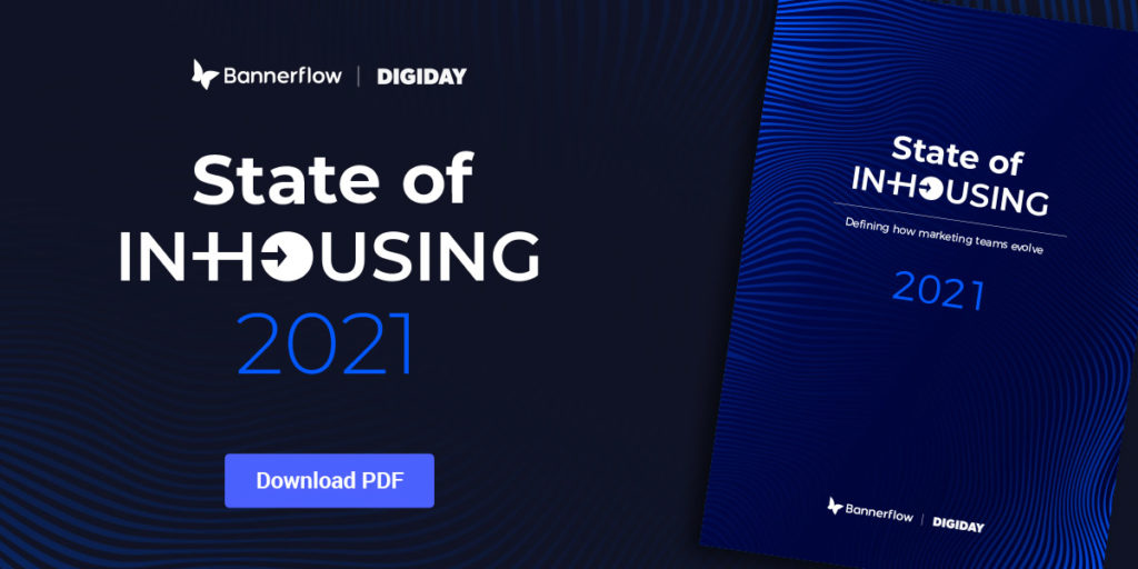 The state of in-housing 2021 launch blog header