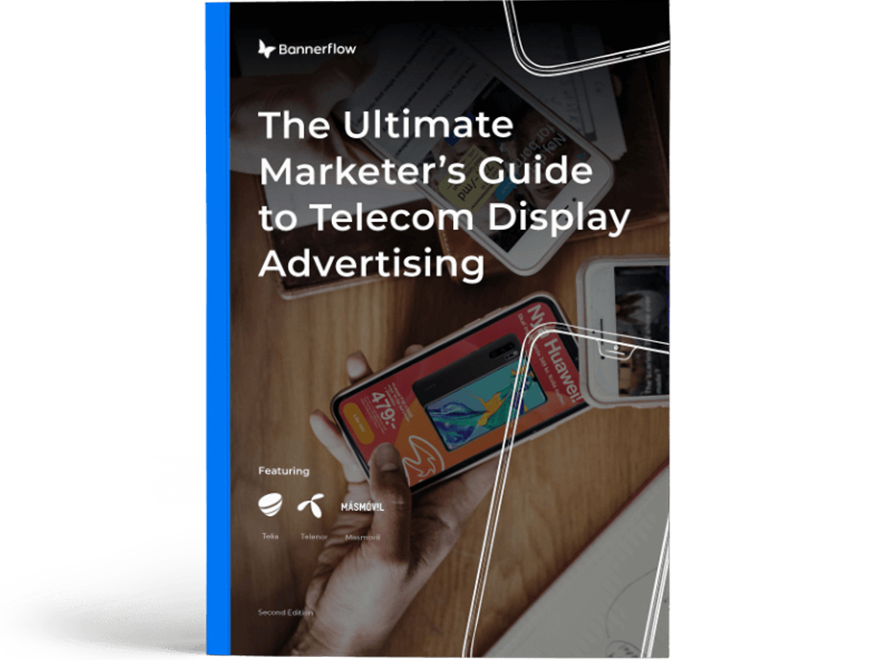 Marketers guide to telecom display advertising
