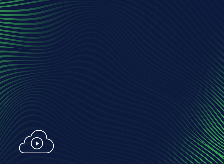 Background picture in blue and green pattern